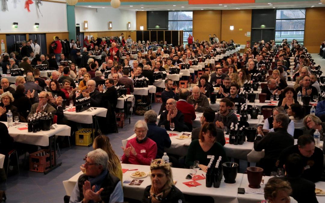 Tout sur la 67ème édition du Concours des Vins à Orange
